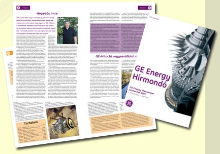 GE Energy Hírmondó