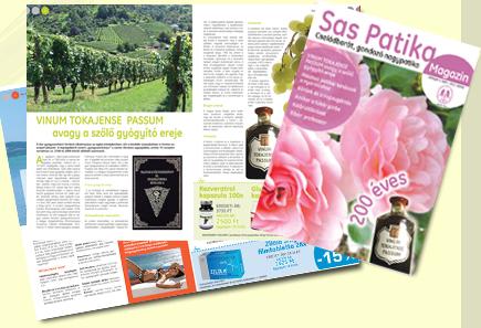 Sas Patika Magazin