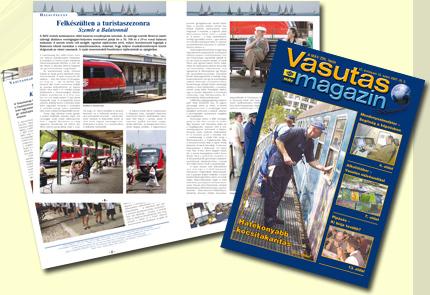 Vasutas Magazin